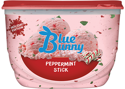 Peppermint Stick Front View Package