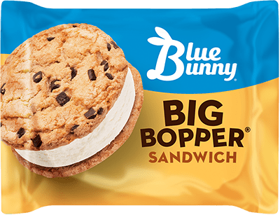 Big Bopper® Sandwich Front View Package