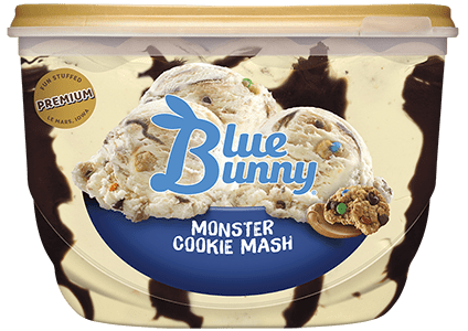 Monster Cookie Mash Front View Package