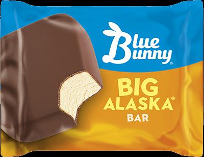 Big Alaska® Bar Front View Package