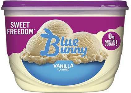 Sweet Freedom® Vanilla Front View Package