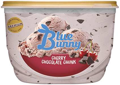 Cherry Chocolate Chunk Front View Package