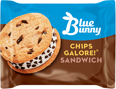 Chips Galore!® Sandwich Front View Package