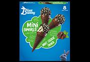 Mint Cookie Crunch Mini Swirls®