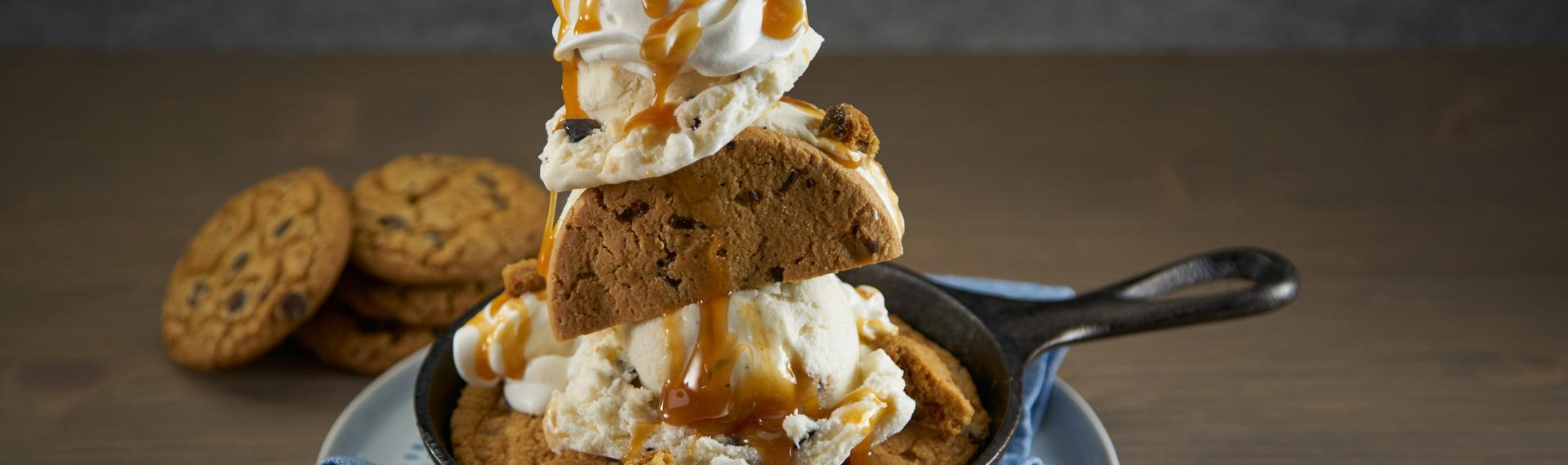 Cookie Dough Creation Sundae - Single Serve