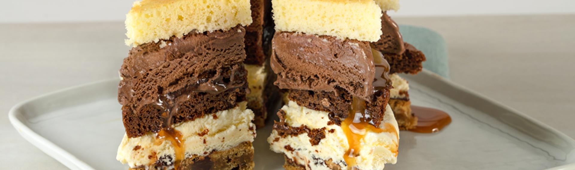 Chocolate Club Sandwich