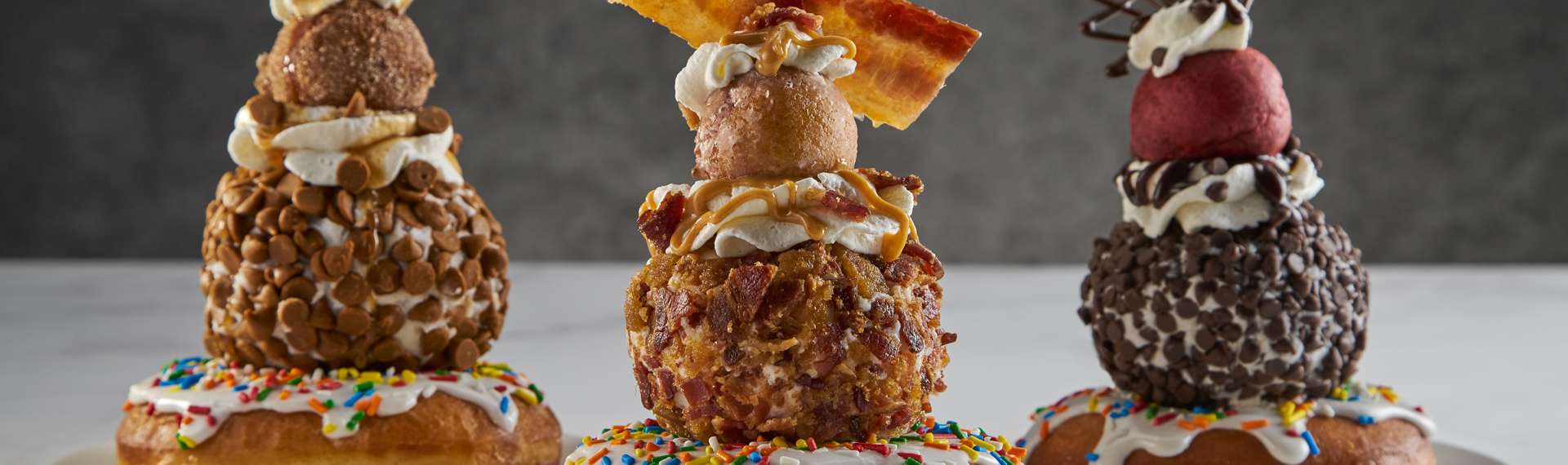 I SCREAM FOR DONUTS! Sundae - Single Serve