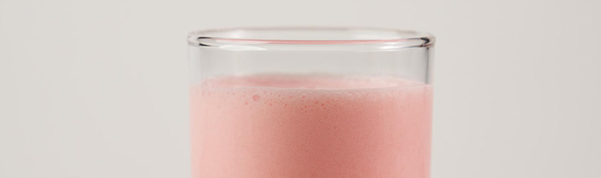 Quick Blend® Strawberry Milk Shake