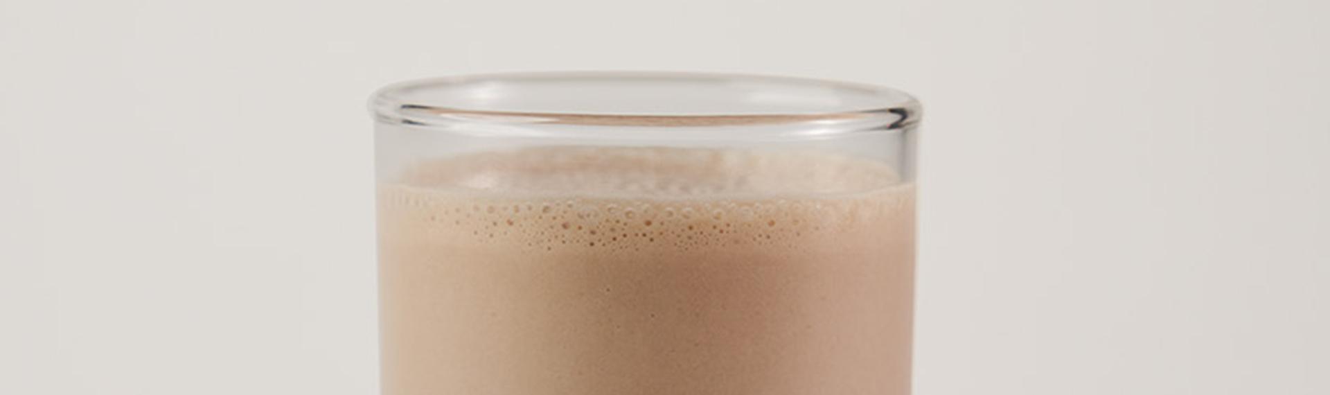 Quick Blend® Chocolate Milk Shake with Half & Half