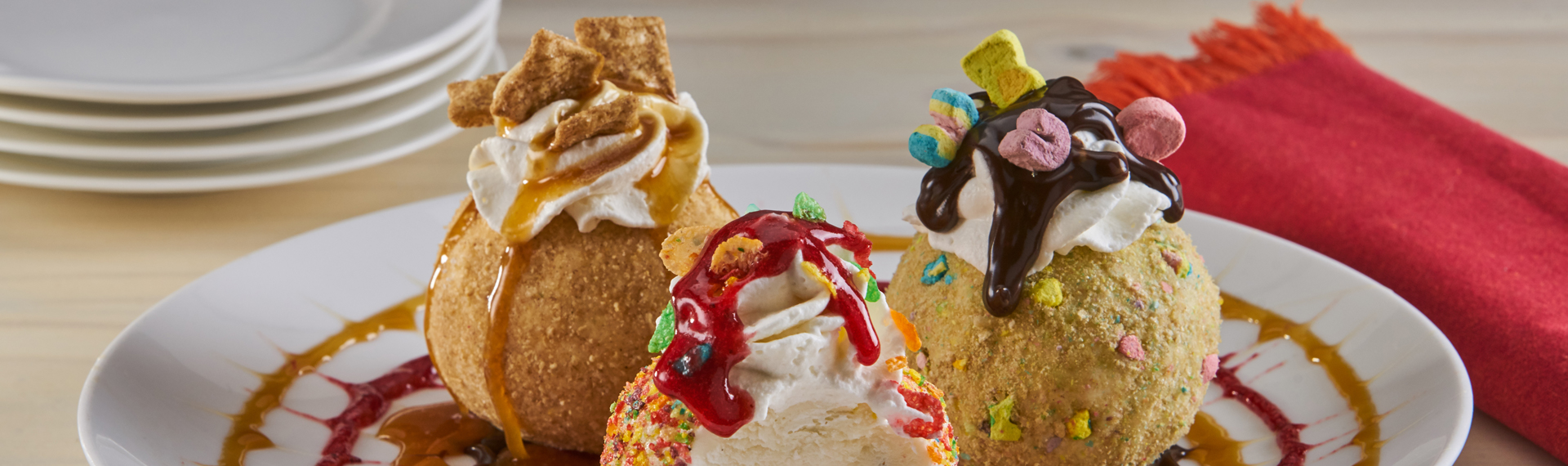 Psychedelic Cereal Sundae Extreme