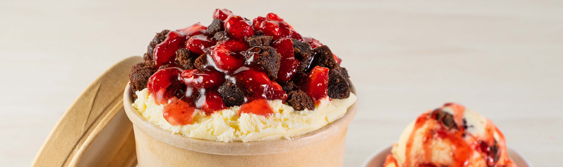 Berry Brownie – ½ Pint