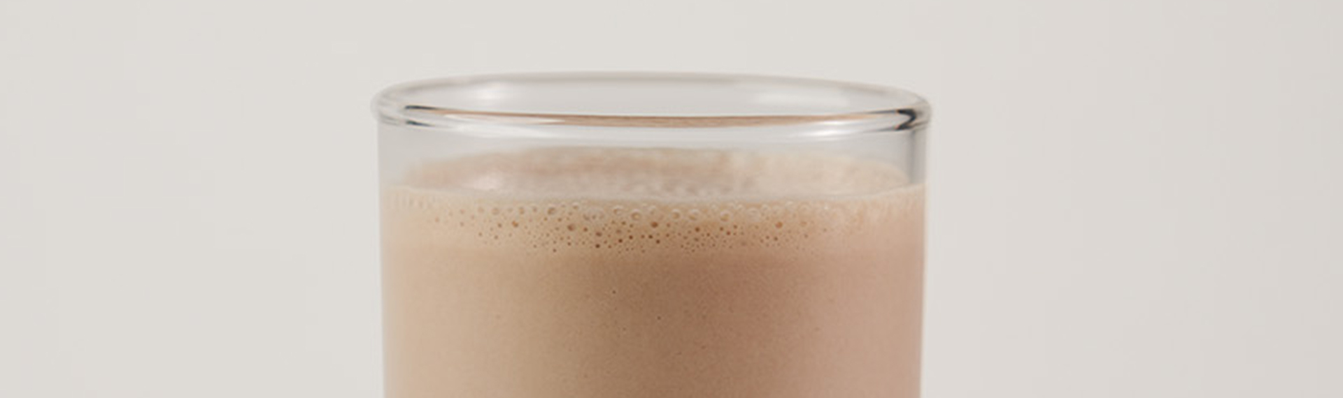 Quick Blend® Chocolate Milk Shake with Whole Milk