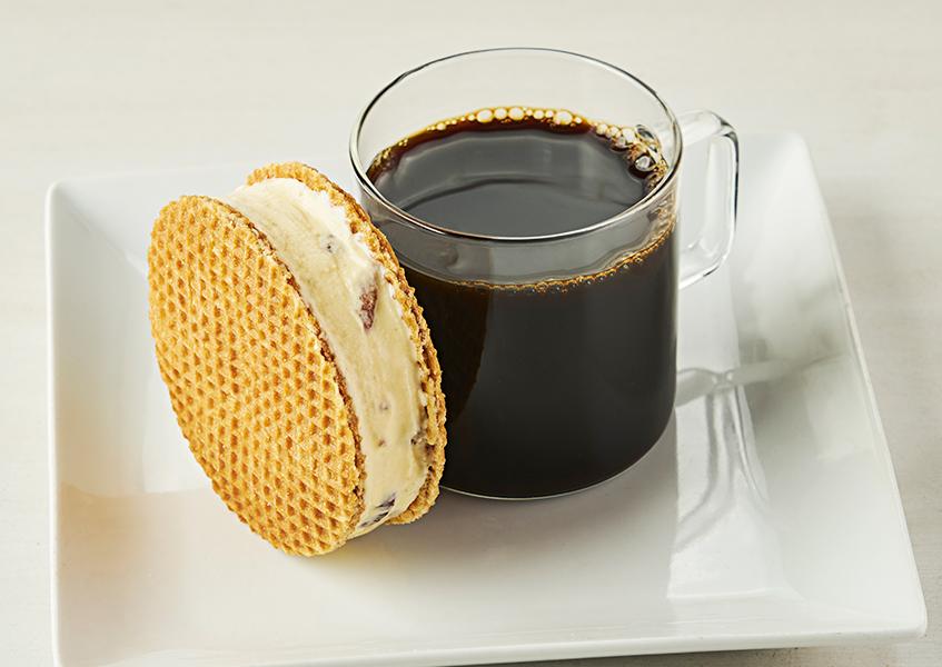 Butter Pecan Stroopwaffle
